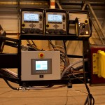 Systèmes à l'arc submergé pour la fabrication des fermes d'éoliennes